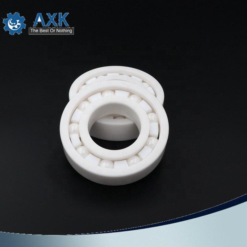ZrO2 Full Ceramic Zirconia Oxide Ball Bearing 17x40x12 mm 6203 2 PCS