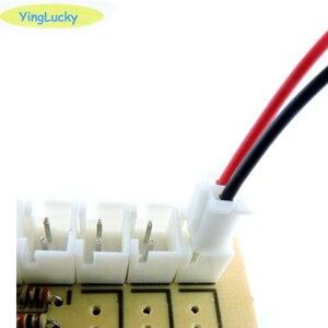 Image 4 - Dla 2 osób DIY drążek arkadowy zestawy z 20 LED zręcznościowa przyciski + 2 joysticki + 2 USB enkodera zestaw + zestaw kable Gra arkade zestaw części