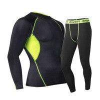 New mens nhiệt underwear set 2016 winter ấm công nghệ hot-dry bề mặt lực đàn hồi long johns suit nén may mắn john