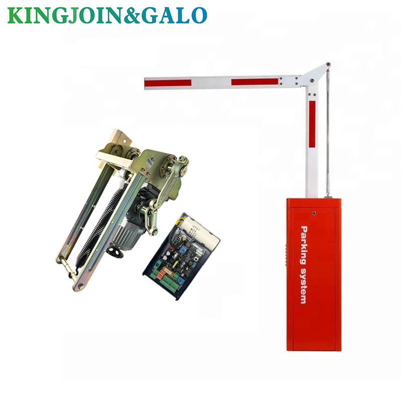 GALO Electronic Parking Gate Automatic Safety Gate 90 Degree Gate