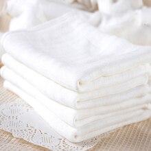 5 шт./лот, хлопок, детские марлевые подгузники для новорожденных, меняющие подгузники, 60x50 см, моющиеся мягкие детские полотенца
