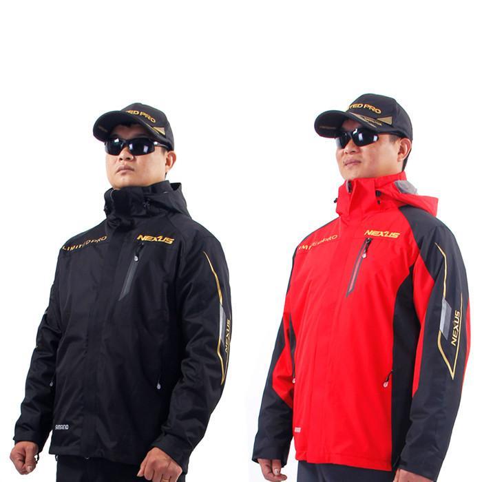 2018 высокое качество рыбалка одежда пальто куртка водостойкая утепленная ветрозащитный осень зима костюмы двойка