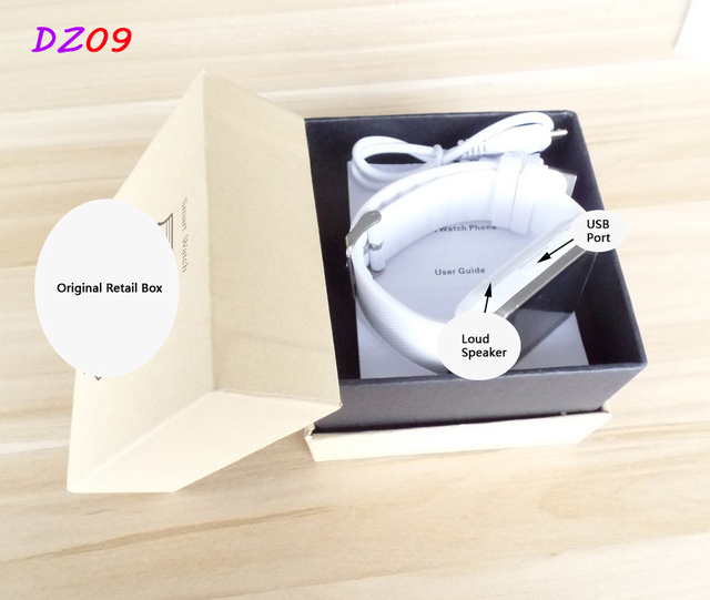 696 Hot Selling Bluetooth Smart Watch dz09 SmartWatch For Apple Android IOS Phone Wearable Watchs Men.jpg 640x640 - Modern Android and Apple Bluetooth SIM Card Slot Smartwatch