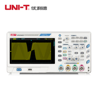 UNI T UPO2072CS Ultra Phosphor Oscilloscope 2 CHANNELS 70 MHz Bandwidth 1GS S 28Mpts 8 Inches