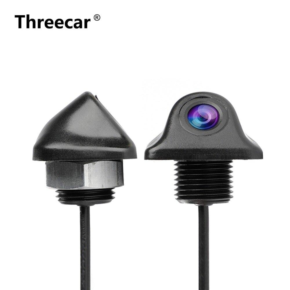 Cámara de visión trasera de coche impermeable 170 grados gran angular visión nocturna aparcamiento cámara de respaldo de marcha atrás