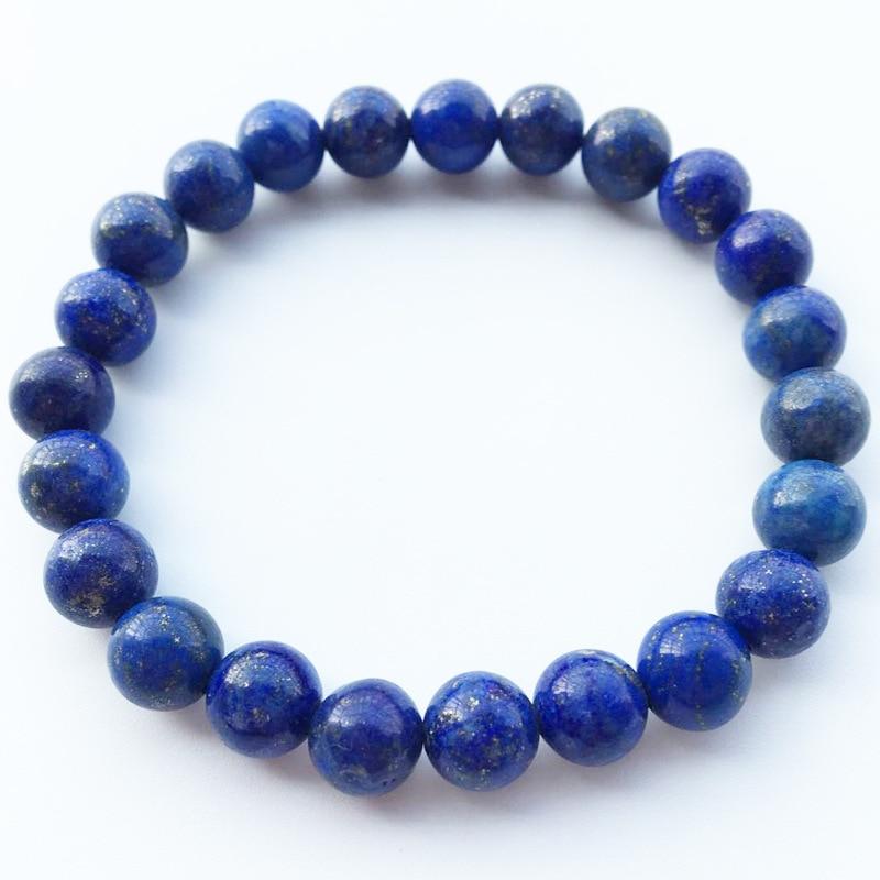 8mm Boho Natural Stone Men's Bracelets for Best Friends Beads Reiki Buddha Beads Women Bracelets Femme Turkish Jewelry