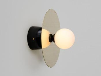الشمال لوفت البرونزية ضوء السقف الرياح الصناعية UFO غرفة نوم الممر شرفة دراسة ضوء السقف
