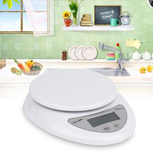 Food-Diet Kitchen High-Quality 5kg Postal-Scale Electronic-Weight-Balance Digital 5000g/1g