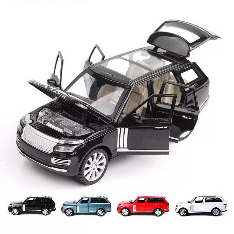 Free Shipping Lifelike Alloy Diecast Car Model Pull Back metal Car Electronic Cars Toys for Children Kids Toys