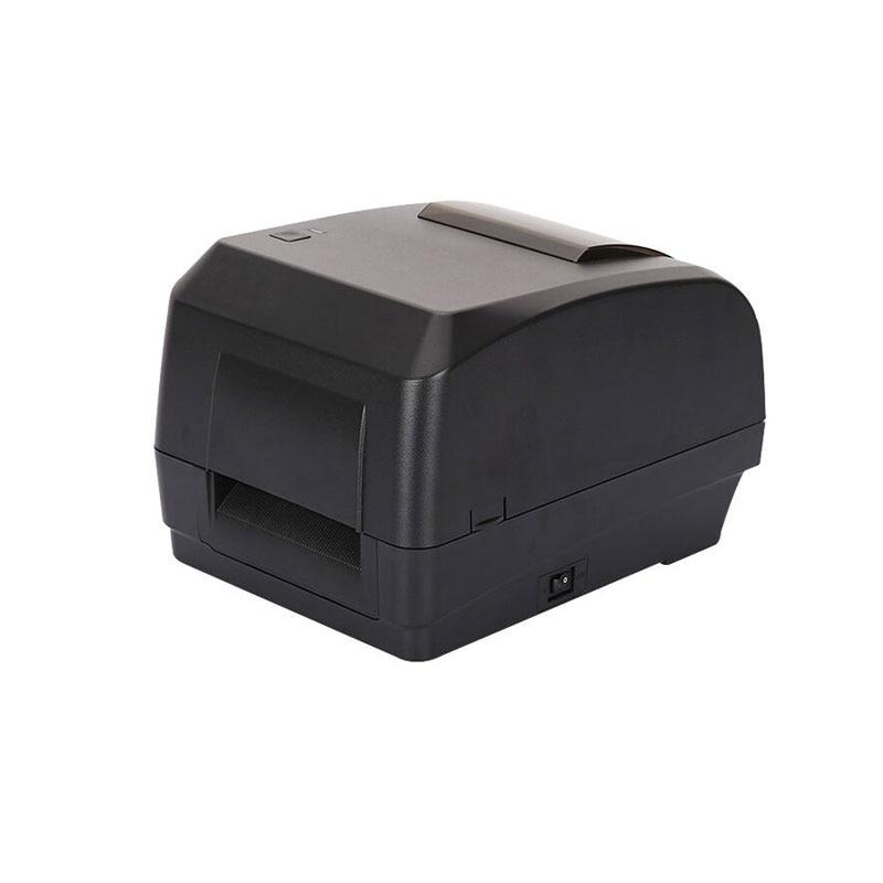 Высокое качество Термальность принтер штрих кодов передачи адрес доставки принтер Макс принтер Ширина 108 мм для украшения теги Костюмы label