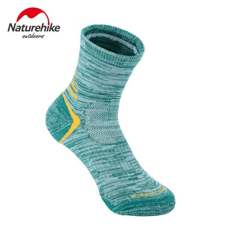 Naturehike 4pairs Mens and Womens Hiking Socks Coolmax Sport Summer Quick-drying Socks NH20W016-WM/NH20W016-WW
