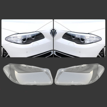 Automobile headlamp cover for 11-16 year BMW F10 F18 Headlamp housing protective PC