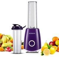 Professional Blender Food Processor Fruit Admixer Blender Mixer Portable Electric Juicer Fruit Juice Machine Milkshake Maker