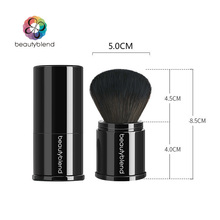 Beautyblend Powder Cosmetic Brush Makeup Tools Cosmetic Brush Loose Foundation Brush Single Box #J-8034-LM