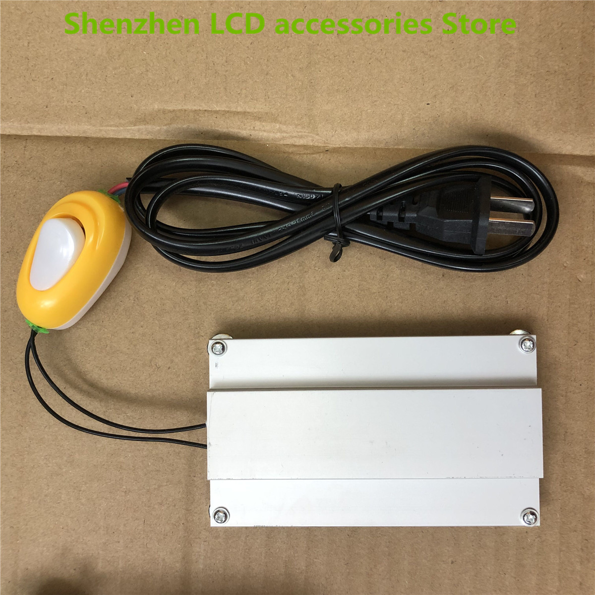 2Pieces/lot High-power Circuit Board Chip Heater LED Lamp Bead Disassembly Welding Plate PTC Heating Plate SMD Chip  100%NEW