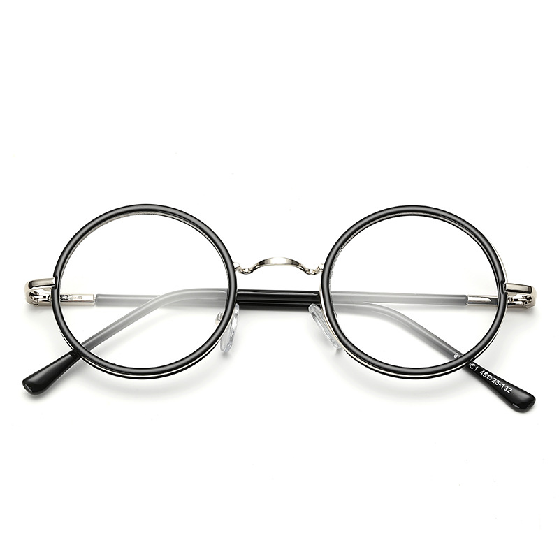 2016 New Korean Men Brand Vintage Harry Potter Style Round
