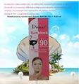 100ml Prevent bask in segregation Whitening Moisturizing and skin protect sunblock Skin Care SPF++ 90 Sunscreen
