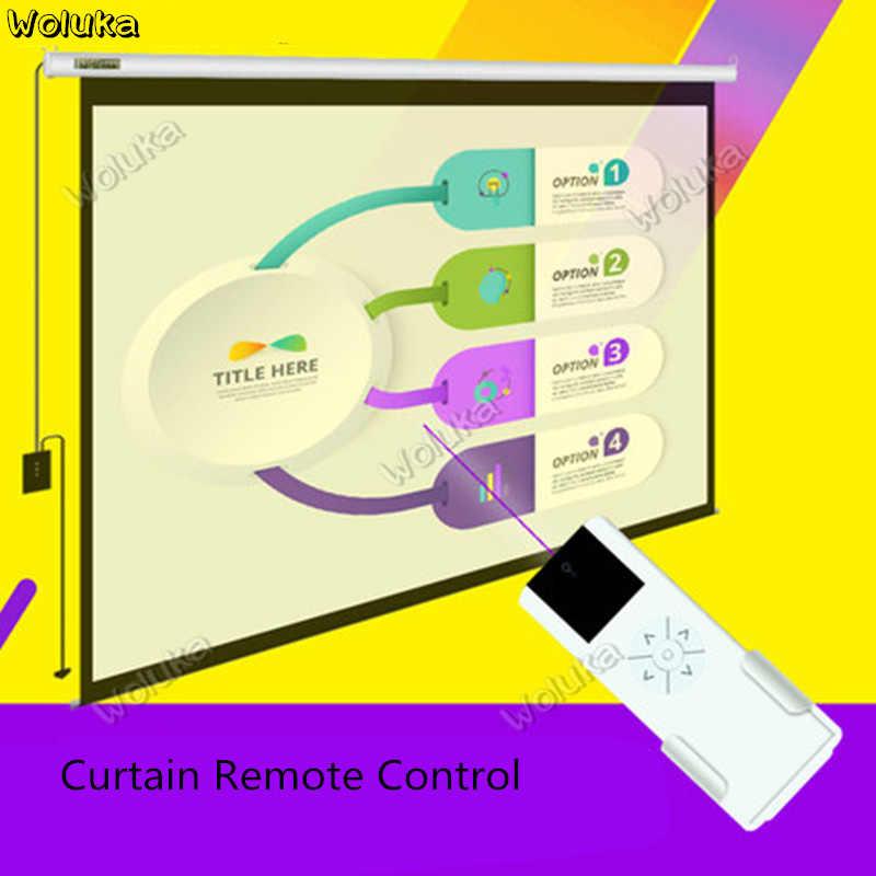 Проектор Шторы Электрическая универсальная Беспроводной многофункциональный инфракрасный пульт дистанционного управления AC-231 пульт дистанционного управления CD50 W03