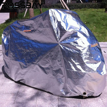 Universal Motorcycle Covers Protective Outdoor UV Rain Dustproof Protective Bike Motorbike Covers For Harley Honda Yamaha Suzuki