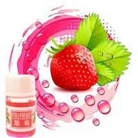 Love Thanks Pure Strawberry fragrance Essential oil lamp humidifier spice 3ml Aromatherapy Plant Oil Essential Oil
