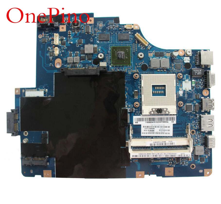 Для lenovo G560 Материнская плата ноутбука NIWE2 LA-5752P 11S69034707 HM55 видеопамяти 1 ГБ протестированное, рабочее
