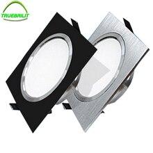 Потолочный светильник светодиодный SMD 5730 5 Вт 7 Вт 9 Вт 12 Вт потолочные лампы 110 В 220 В без диммирования