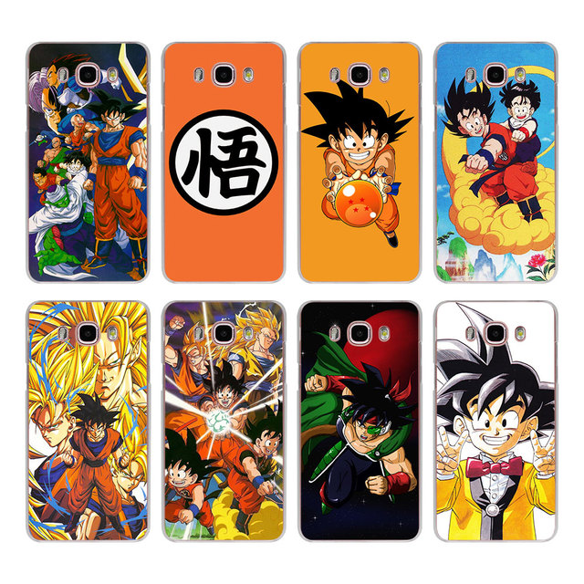 Dragon Ball Z Case for Samsung Galaxy J5 2017 J7 2017 J510 J710 J2 Prime J3 2016 J1