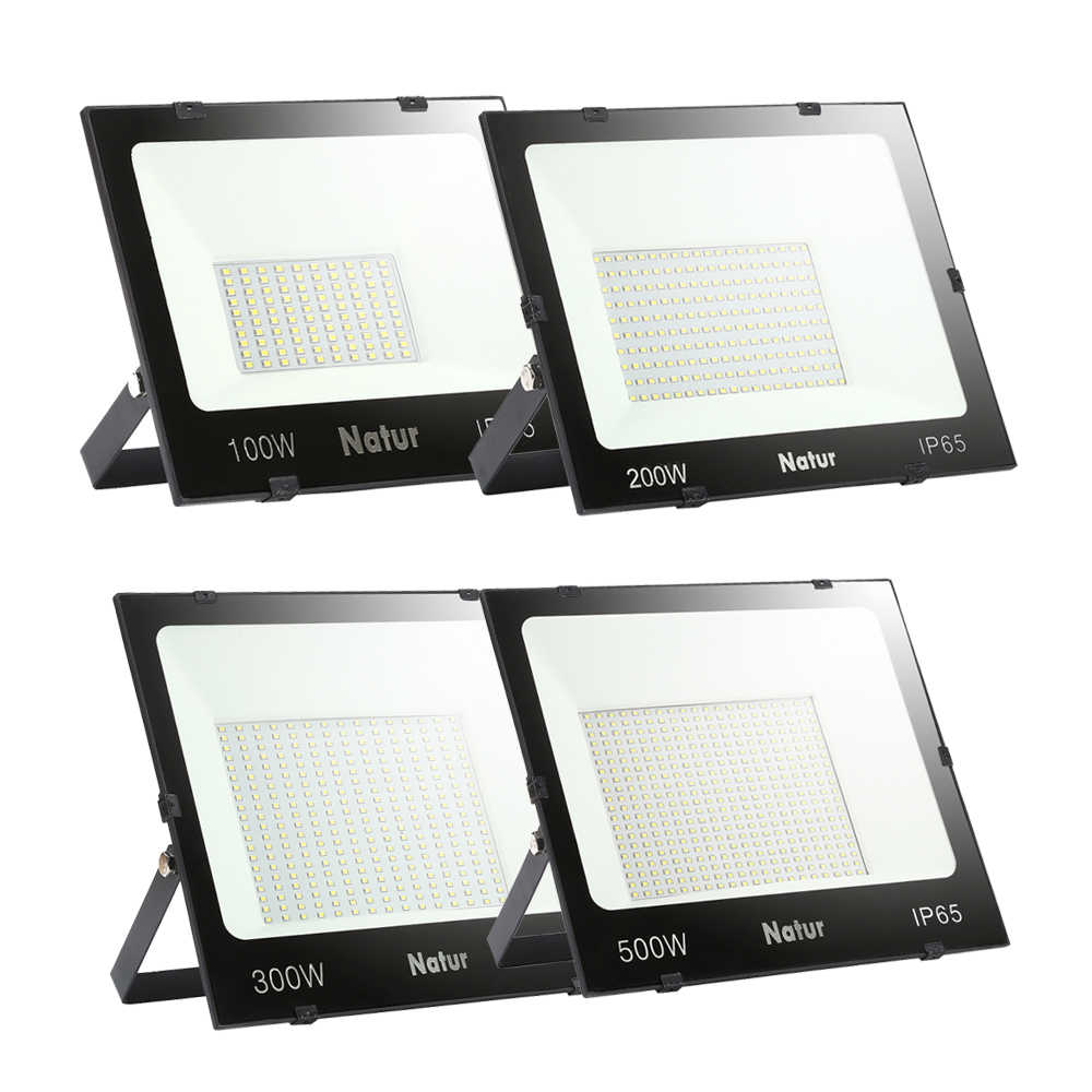 100W/200W/300W/500W led spotlight outdoor light Led Floodlight AC220V IP65Waterproof of Flood Lights Outdoor focos led exterior