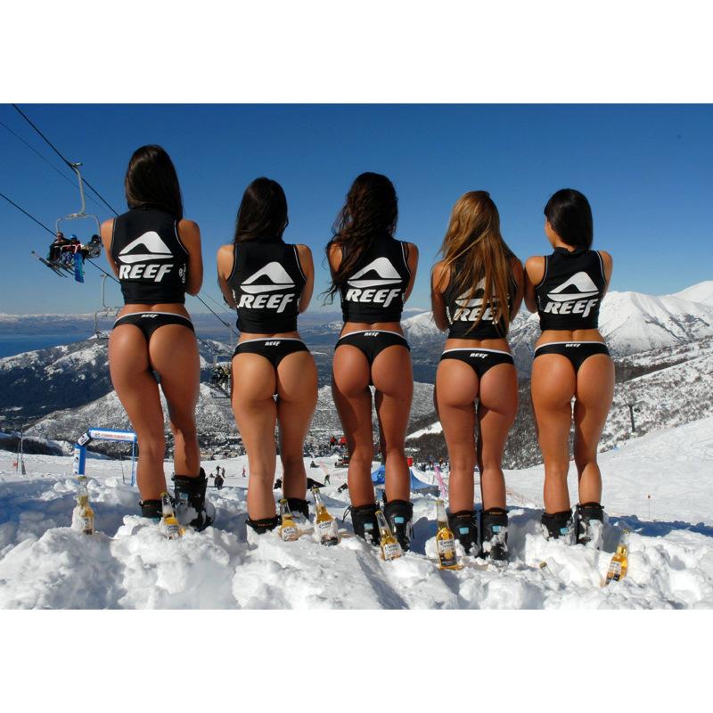 Ashville hooters bikini contest