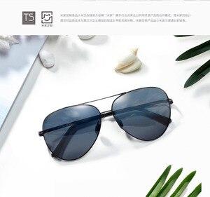 Image 3 - Xiaomi Mijia Sun กระจกเลนส์กระจก UV400 Turok Steinhardt TS ยี่ห้อ Polarized Polarized สแตนเลสกลางแจ้ง Travel Man Woman
