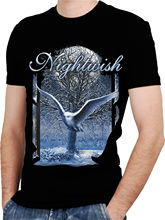 NIGHTWISH BAND 1 Black New T-shirt Rock Band Shirt