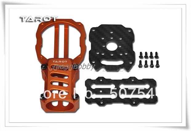 Tarot TL9602 New 25mm Motor Mount Orange Tarot T810/T960/ iron man 1000 parts free shipping with tracking 810 25