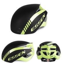 ESSEN Men Bicycle Helmet MTB Road Helmet In-mold Cycling Outdoor Smart Helmet Bike Riding Racing Safe Cap capacete ciclismo 2019 цены онлайн
