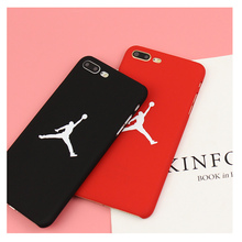 NBA Jordan Phone Case  iPhone 7 6 6s 6 plus 5 5S SE