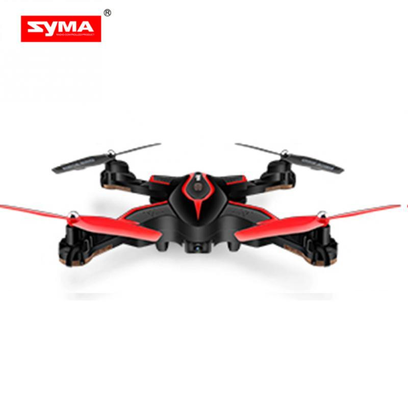 Syma X56W RC Aerial Photography Foldable Pocket Drone WIFI Camera Set Height RC Airplane syma s111
