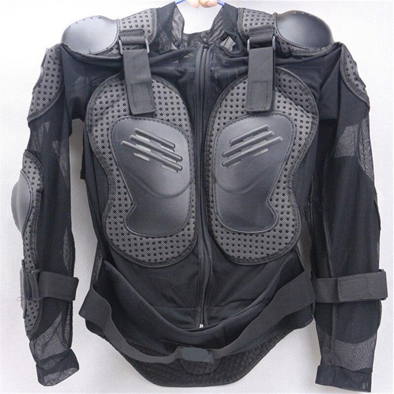 Hommes Femmes Cavalier Nouvelle Moto Armure De Corps Professionnel Motocross Veste Descente Montage Vélo Vêtements de Protection