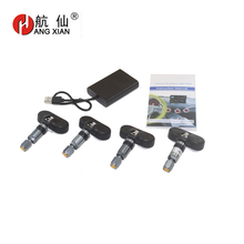 font b Car b font TPMS Android USB Tire Pressure Monitoring System with 4 Internal