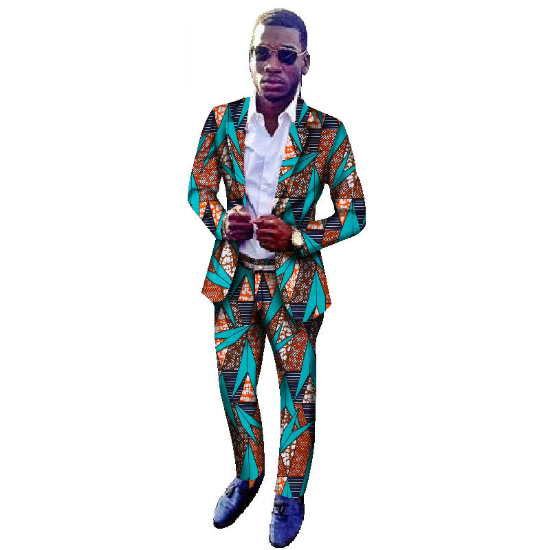 2018-Customized-2-Pieces-Pants-Suits-Traditional-Africa-Style-Suit-Men-Fashion-Party-Suit-Men-Suit(4)