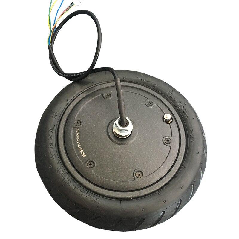8.5 pouces Électrique scooter Pneu 1 roue air pneu pneu ou solide pneu 36 v en alliage d'aluminium hub haute qualité usine design pour xiaomi