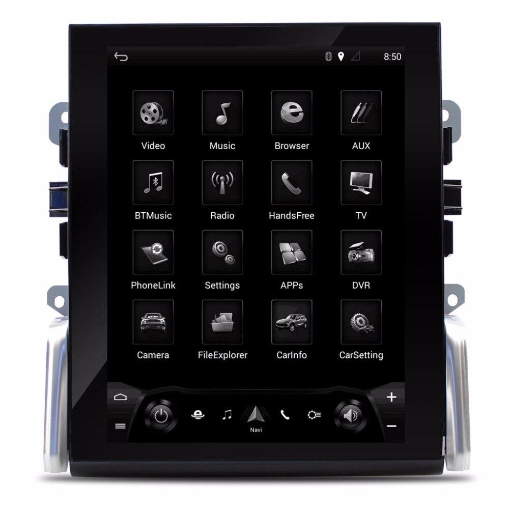 10.4 pollici Auto Intelligente Sistema di Car Multimedia Player per Porsche Panamera 2010-2016 con il GPS di Navigazione MP5 Bluetooth Wifi