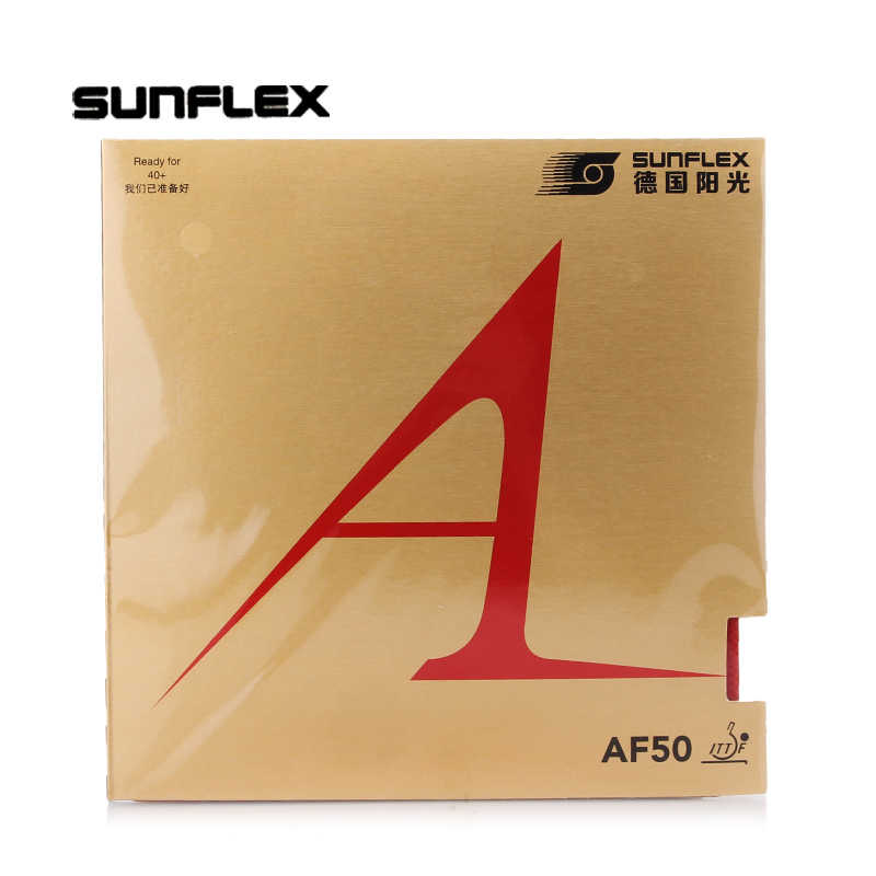Original Germany SUNFLEX AF50 Gold A table tennis rubber for table tennis rackets blade racquet ping pong rubber pimples in