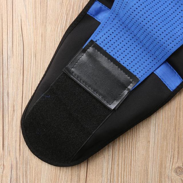 Hot Body Shapers Unisex Waist Cincher Trimmer Tummy Slimming Belt Latex Waist Trainer FitnessPostpartum Corset Plus Size Fitness 4