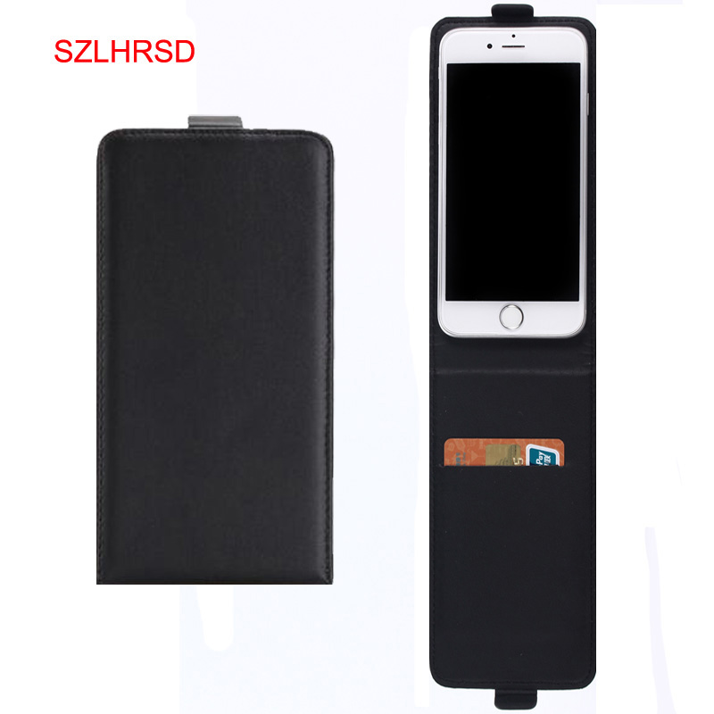 SZLHRSD Cases Cover Fundas Mobile Phone Bag for <font><b>Philips</b></font> Xenium I908 X598 W3500 W6610 V526 I928 V377 <font><b>V787</b></font> Flip Up and Down Case image
