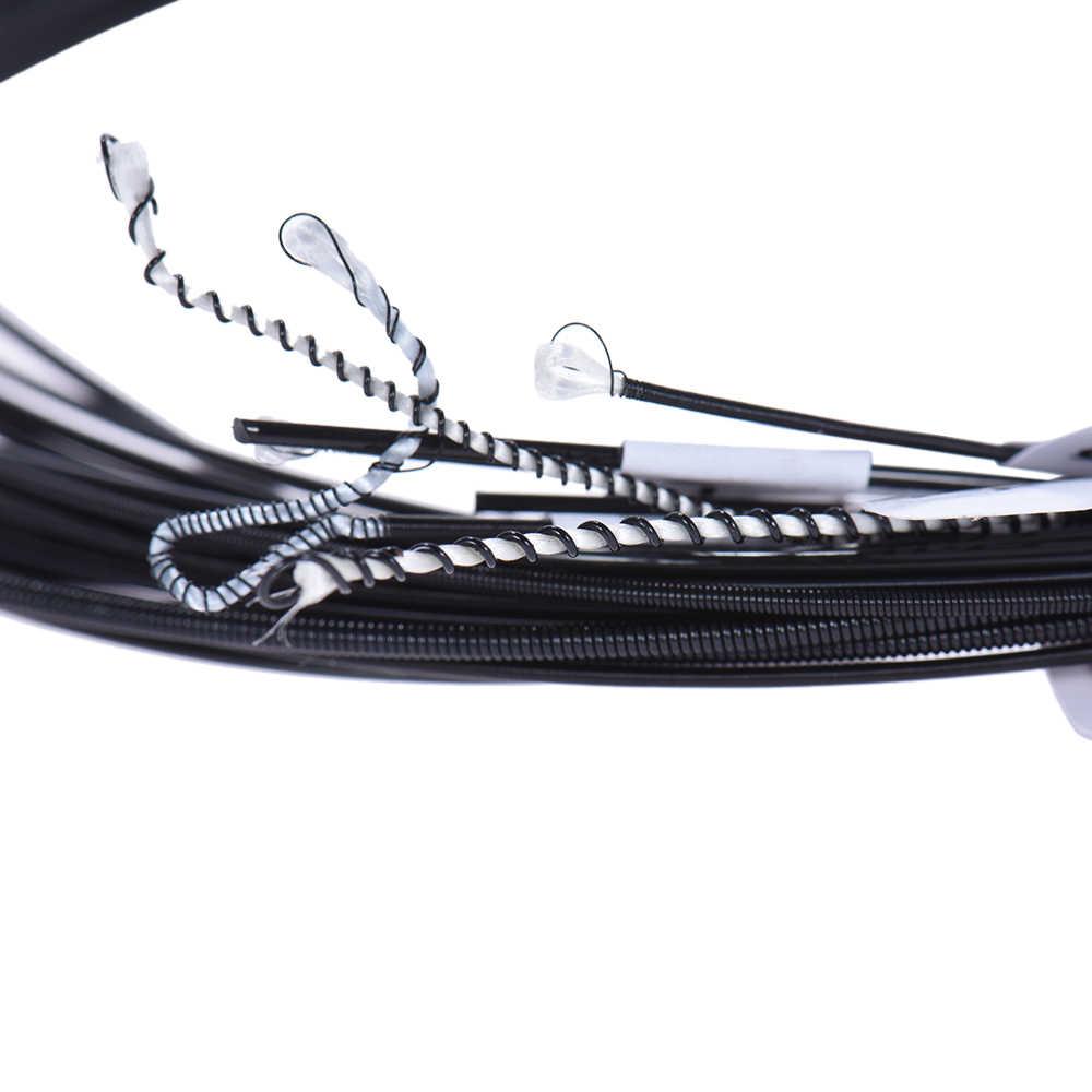 アリス AC136BK-H ブラックナイロンクラシックギター弦 6 ピース/セット (。0285-.044) ハードテンション 1 無料 G-3rd 文字列