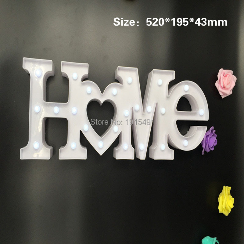 Indoor Lamps Decorative Nights Lamps Home Backlight LED Night Light Romantic 3D Love Heart Marquee Wedding Party Decoration 3d led lamp usb night love heart
