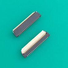 High Quality FH26-41S-0.3SHW Cable Socket Connector 0.3 Pitch 41-pin Double Row Pin Wrong Feet For Mobile Phone qfn44 mlf44 wlcsp44 to dip44 double board programming socket ic550 0444 010 g pitch 0 5mm ic size 7x7mm adapter smt test socket