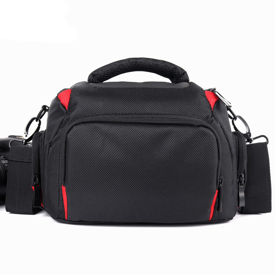 Waterproof DSLR Camera Bag For Canon EOS 1300D 5D Mark III IV 6D 7D 200D 77D 800D 750D 1200D 1100D Canon Camera Case Photo Bag huwang dslr camera bag case for canon eos 1300d 5d 6d 7d ii iii 800d 77d 750d 60d nikon d3400 d5300 sony alpha a7 photo backpack