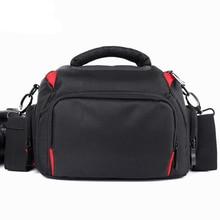 Водостойкая сумка для камеры DSLR для Canon EOS 1300D 5D Mark III IV 6D 7D 200D 77D 800D 750D 1200D 1100D чехол для камеры Canon Фото Сумка