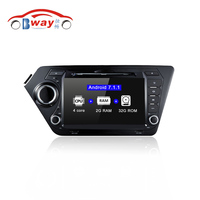 HANG XIAN Quadcore Android 7 1 Car Radio For KIA RIO K2 2011 2012 Car Dvd