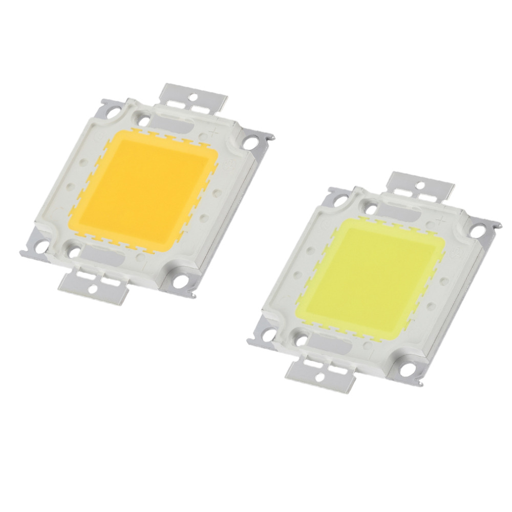 High Power SMD LED Bead Chips 30W 30x30Mil Integrated COB LED Bead For Floodlight Spotlight Light Lamp Warm White/RGB LED Chips 50w led chip integrated high power lamp bead white warm white 1750ma 30 34v 5800lm 45 45mil bridgelux chips free shipping